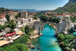ボスニア Bosnia and Herzegovina