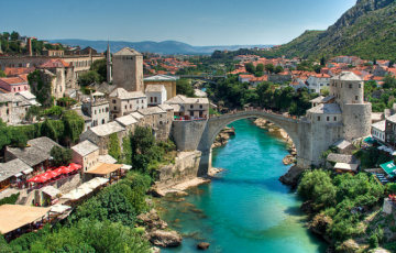 ボスニア Bosnia and Herzegovina