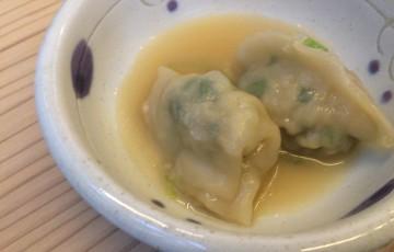 海物山物 炊き餃子 福岡