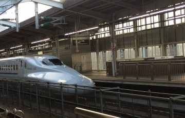 新幹線 輪行 マナー
