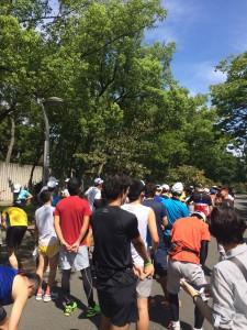 長居公園ふれあいマラソン