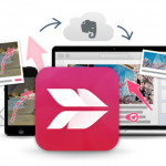 超使いやすいiphone画像編集アプリ「Skitch」のご紹介