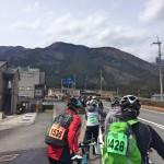 琵琶湖一周(ビワイチ)は信号待ちで大渋滞!ビワイチ初心者は手サインを覚えておこう