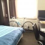 琵琶湖一周(ビワイチ)の宿泊ホテルはルートイン彦根がおすすめ