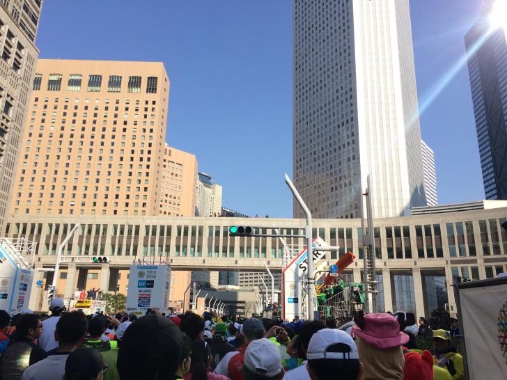 東京マラソン オリラジ 藤森 芸能人