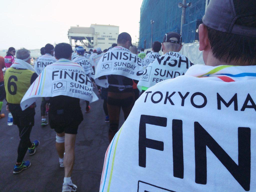 東京マラソン エントリー 参加費