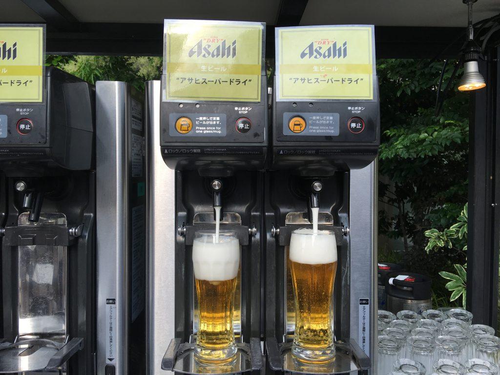 阪急 ビアガーデン