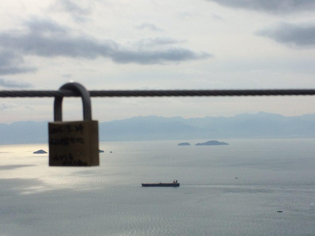 亀老山展望公園 大島 しまなみ海道