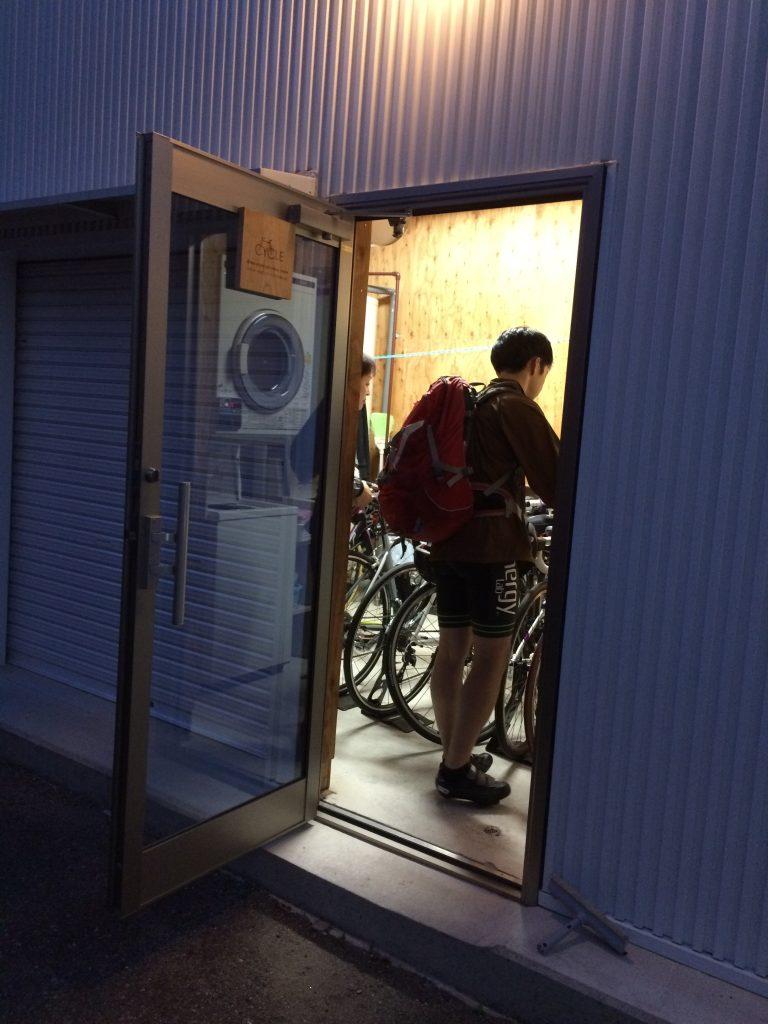 シクロの家 しまなみ海道 ロードバイク