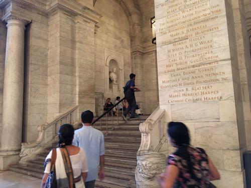 ニューヨーク,図書館 ,The New York Public Library,観光,海外旅行
