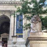 ニューヨークおすすめ観光スポット!ニューヨークの図書館 The New York Public Libraryでマッタリしよう!