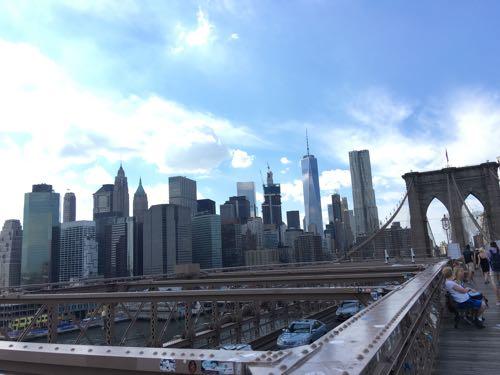 ニューヨーク,ブルックリンブリッジ,brooklyn bridge,スパイダーマン,観光,おすすめ