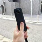 リコーのシータ(Theta)360度カメラが新居の下見で活躍しすぎな件