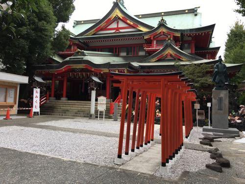 京浜伏見稲荷神社,武蔵小杉,アクセス,狐