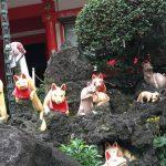 京浜伏見稲荷神社の108台の狐がマジで圧巻!アクセスも良いのでぜひ行ってみよう!