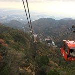 御在所ロープウェイからの紅葉が絶景すぎ!| 三重県 湯の山温泉 紅葉の旅