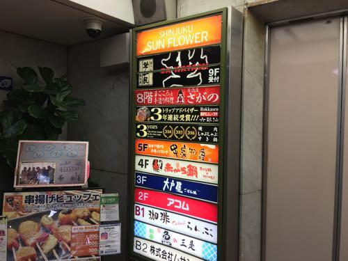 六歌仙,新宿,焼き肉,食べ放題,