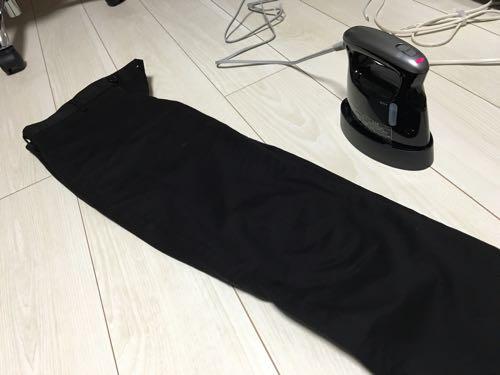 パナソニック,panasonic,NI-FS470,衣類スチーマー