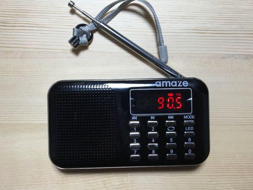 ラジオ,ポケットラジオ,アメイズ,amaze,radiko,ラジコ