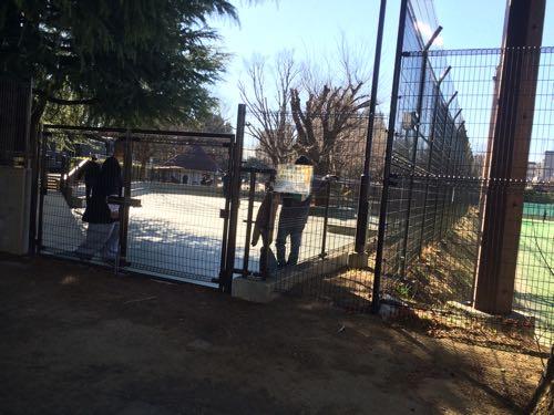 世田谷公園,bmx,スケボー,子供,東京,SL