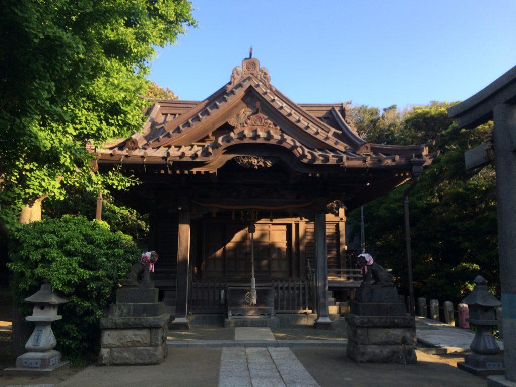 鎌倉,ランニング,江ノ島,小動神社
