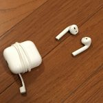 airpods,イヤホン,家事,iPhone,ワイヤレスイヤホン