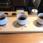 福岡市南区桧原のD珈琲で珈琲飲み比べ体験!店員さんと珈琲談義で盛り上がりました。