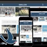 ブログテーマ『SWALLOW(スワロー)』を購入!スマホでの閲覧性をアップさせたよ!