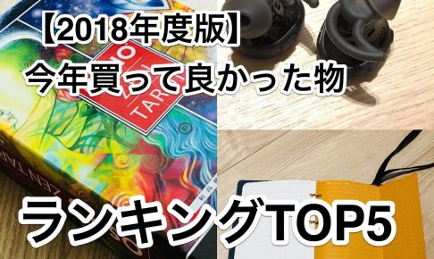 2018,平成最後,今年買ってよかったもの,iRobot,PROTTER,BOSE,ルンバ