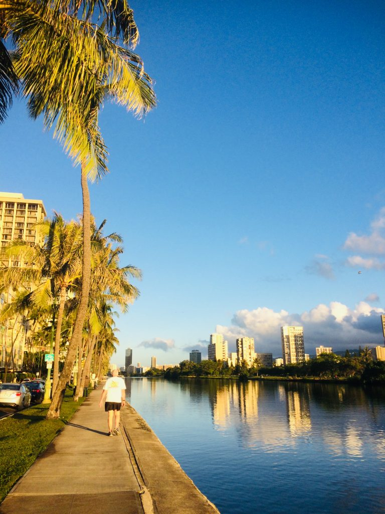 ハワイランニング,ホノルル,ラン,旅ラン,フルマラソン,ハワイ移住,ハワイライフ,Hawaii