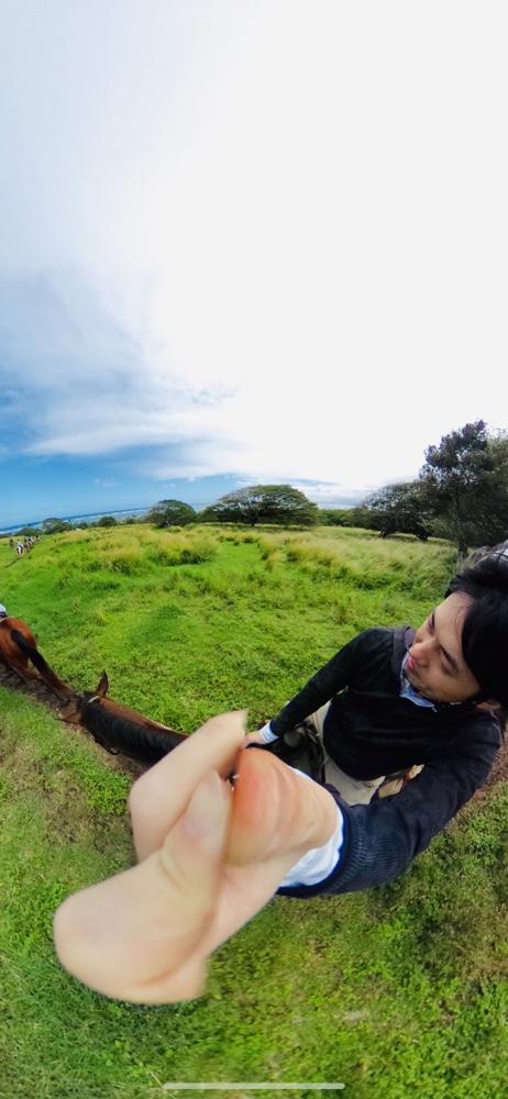 クアロアランチ,JTB,アドベンチャーツアー,ハワイ,hawaii,ツアー,kualoa,乗馬,ジュラッシックパーク,ジュラシックワールド