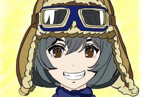 荒野のコトブキ飛行隊,キリエ,コトブキ,アニメ,anime,